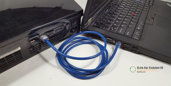 PS3 connected to laptop.jpg